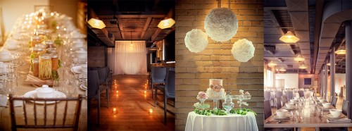 2nd Floor Wedding Collage