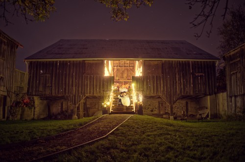 Country Farm Wedding Barn